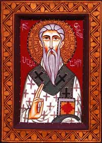 An icon depicting St. Photius. (View Larger)