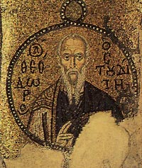 St. Theodore, the Studite.