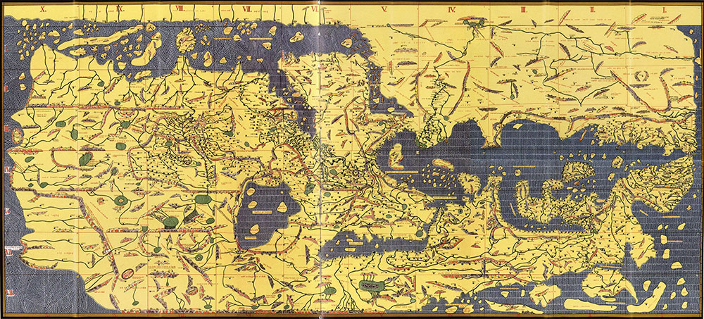 The Most Accurate World Map for Three Centuries : History of ...