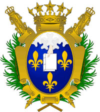 The coat of arms of the University of Paris. (View Larger)