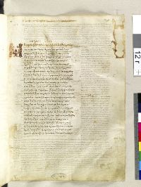 Folio 12r of Venetus A. (View Larger)